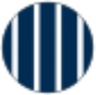 NAVY W/ CHALK STRIPE (NCS)